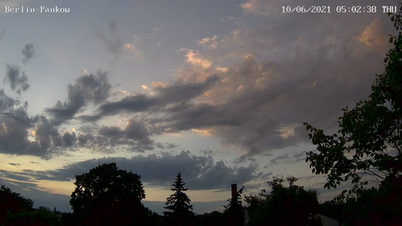 Webcam-Bild von 5 Uhr