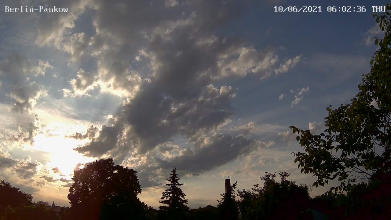 Webcam-Bild von 6 Uhr
