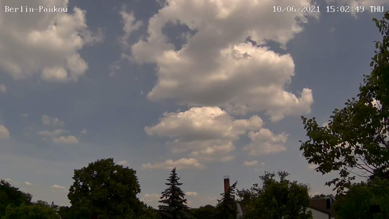 Webcam-Bild von 15 Uhr