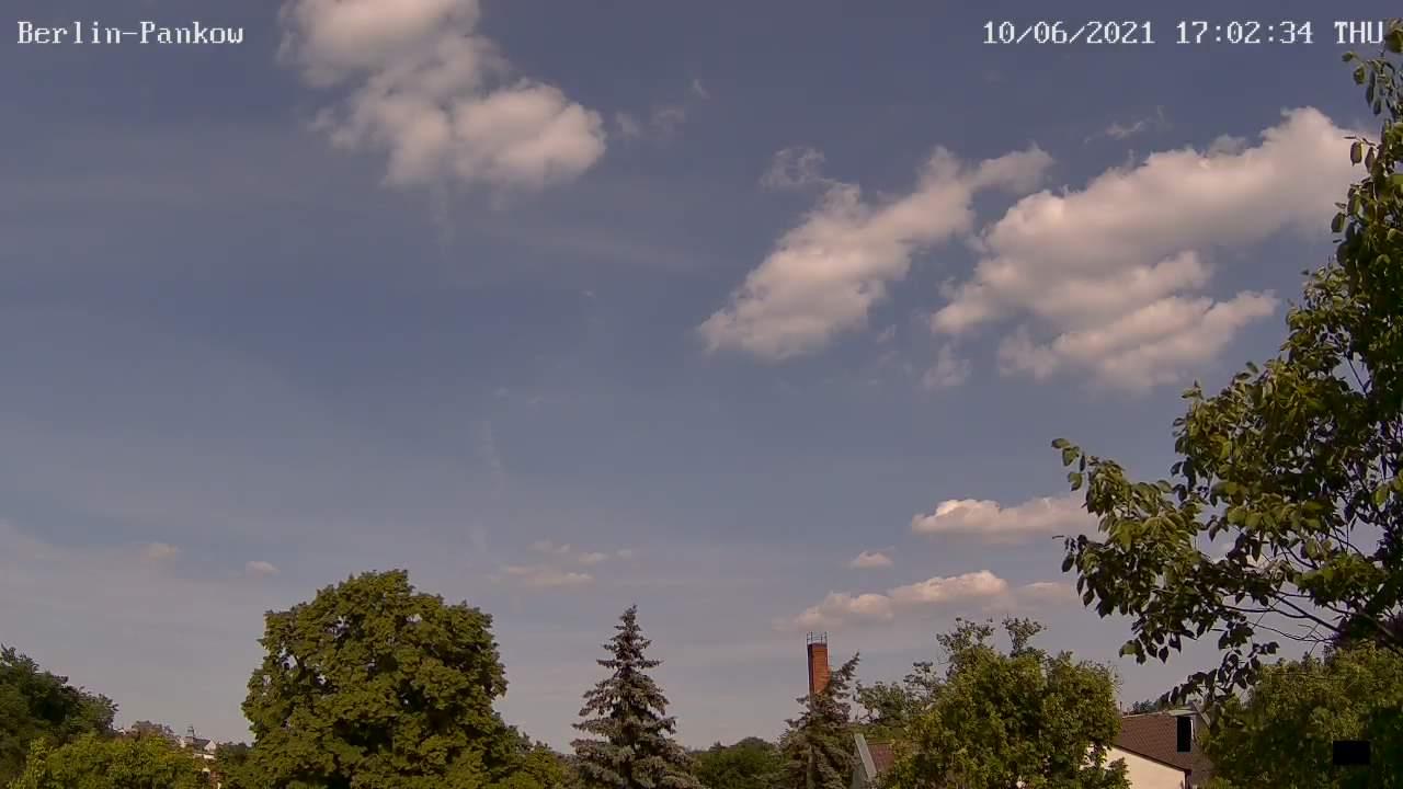 Webcam-Bild von 17 Uhr