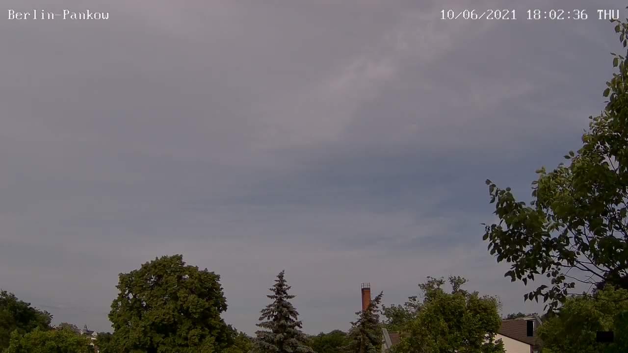 Webcam-Bild von 18 Uhr