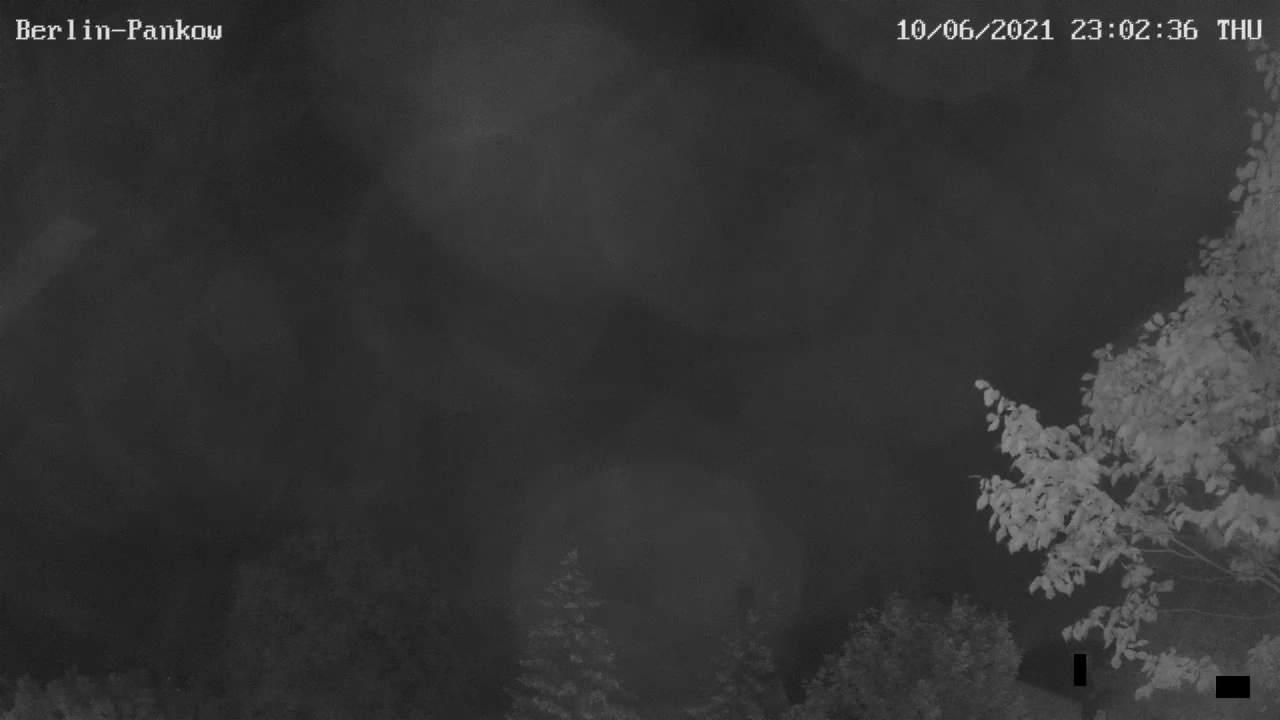 Webcam-Bild von 23 Uhr